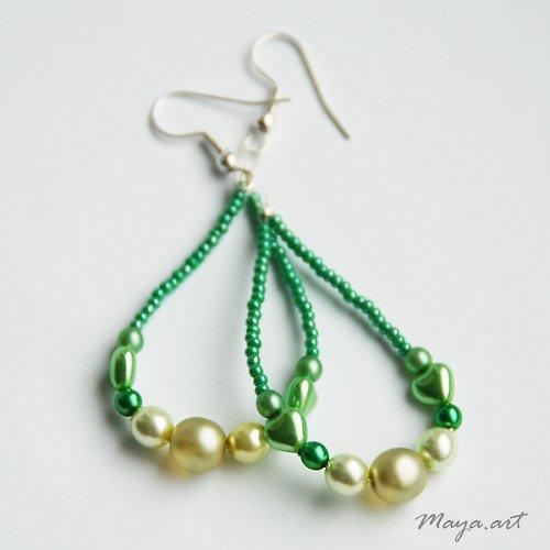 Zelené kapičky - SLEVA z 88!