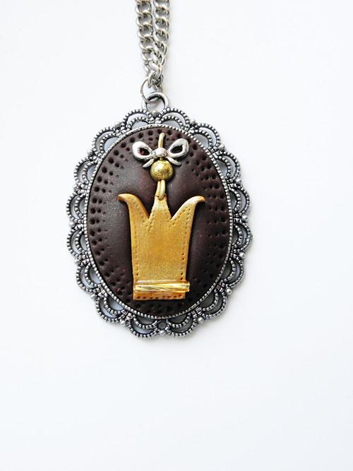 Princezna -maxi náhrdelník- SLEVA
