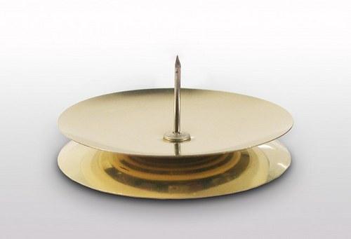 Bodec stolní - zlatý