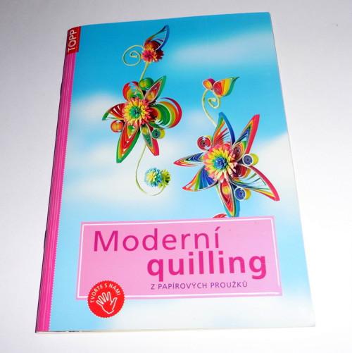 Moderní quilling