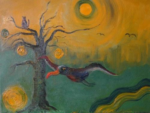 Oranžové sny