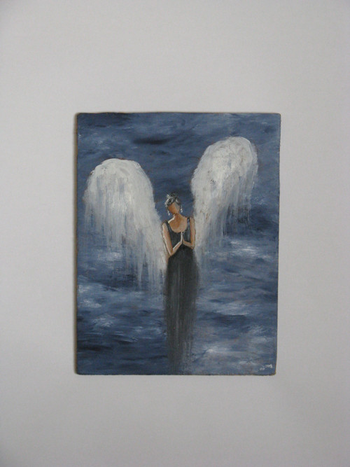 Anděl malovaný
