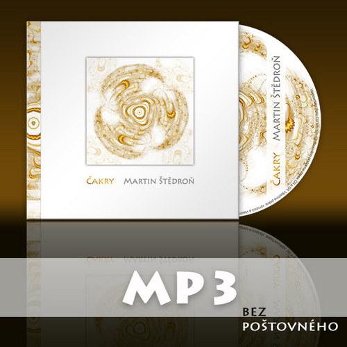 Čakry - mp3 verze