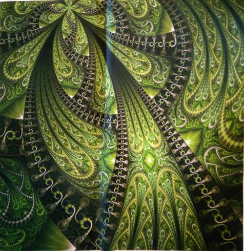 bavlněná látka - panel 47 x 47 cm