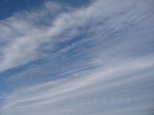 Pruhovaná obloha