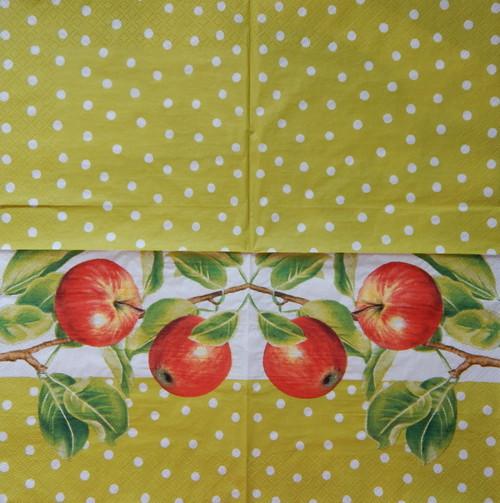 Větev s jablky 1510