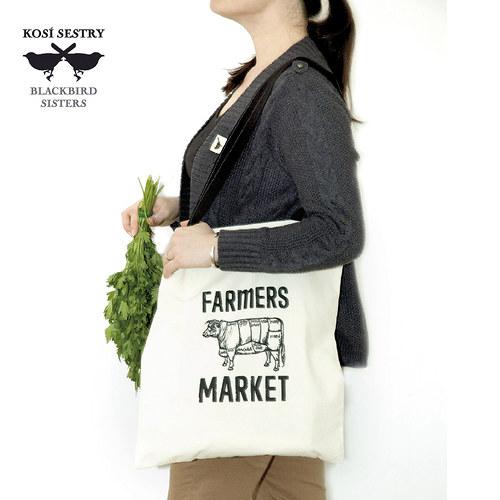 Farmers market... nákupka, ekotaška