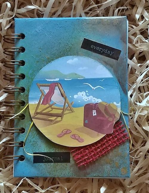 U moře - zápisník