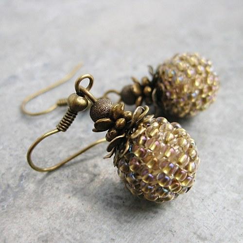 Bronzové obšívánky
