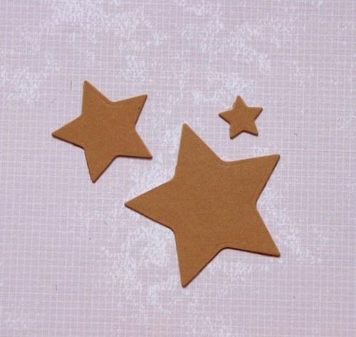 Tři perníčkové hvězdy