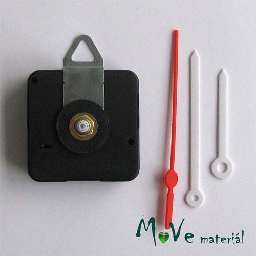 Krystalový hodinový strojek - 1 sada ručiček 1 ks