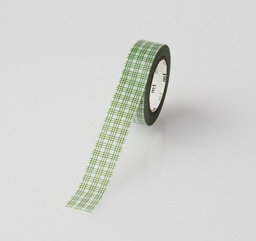 Japonská samolepící páska _Mimasugo zelená