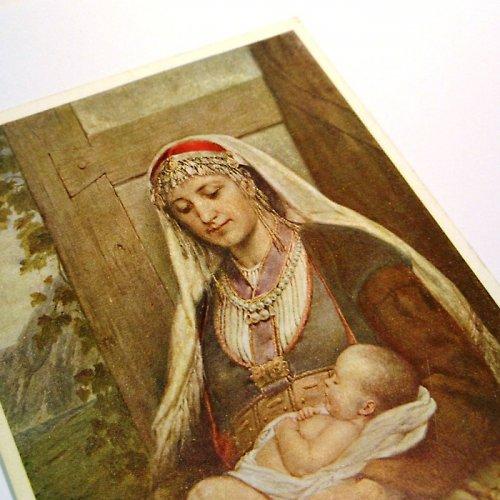 Čermák ČERNOHORKA - pohlednice č. 1043