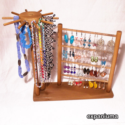 Stojánek na šperky - Lenka kaštan