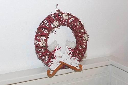 Věneček vánoční BRUSLENÍ
