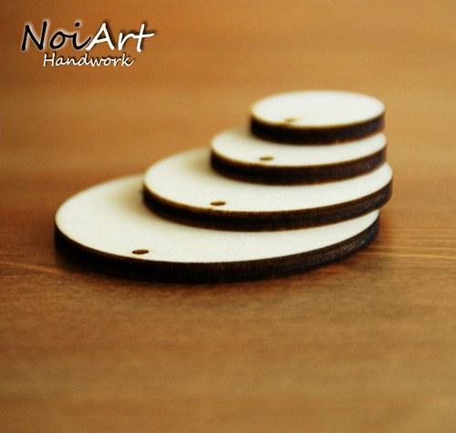 Základ na náušnice kruh 1,9 cm