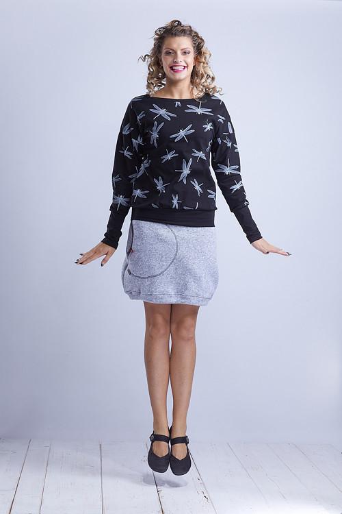 Skirt Dove Grey