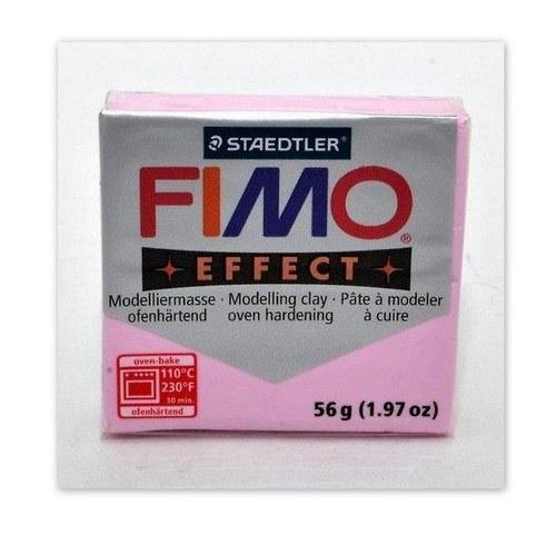 FIMO Effect / Pastel - světle růžová (205)