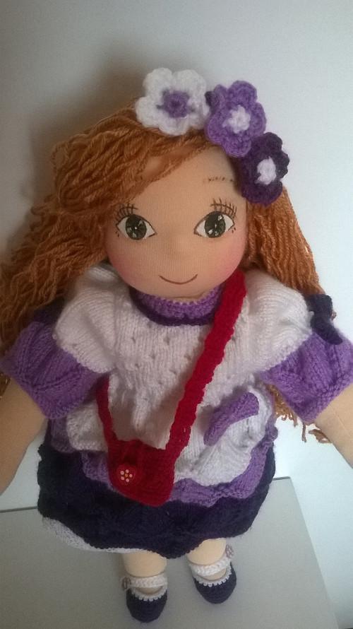 šitá  panenka Natálka