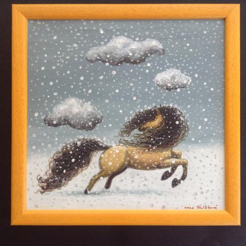Sněžný kůň