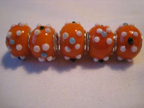 Vinutka oranžová, 5 ks / 33,-- Kč