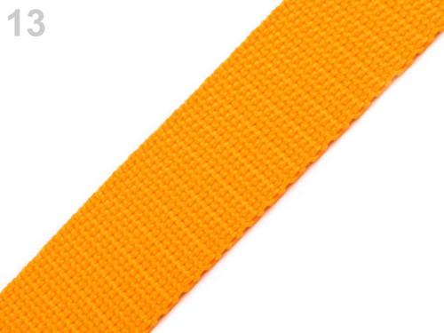 Polypropylénový popruh : Apricot