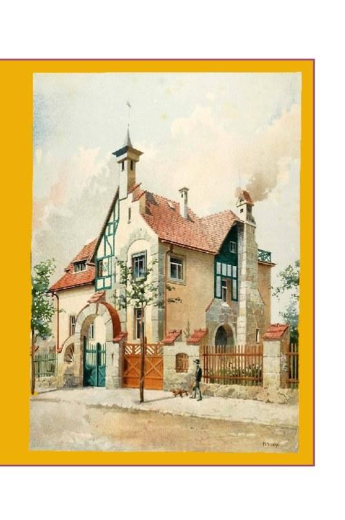 Architektura Drážďany
