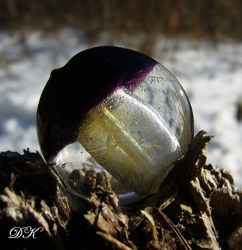 sklená korálka