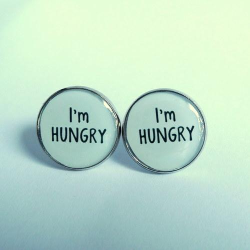 I am hungry - nebo VLASTNÍ MOTIV