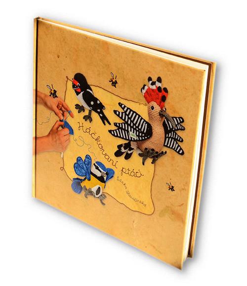 KNIHA - Háčkovaní ptáci