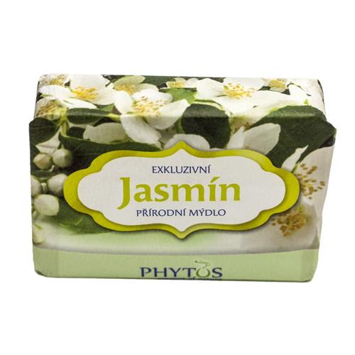 Jasmín - exkluzivní přírodní mýdlo 120 g