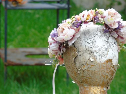 Věneček z květů