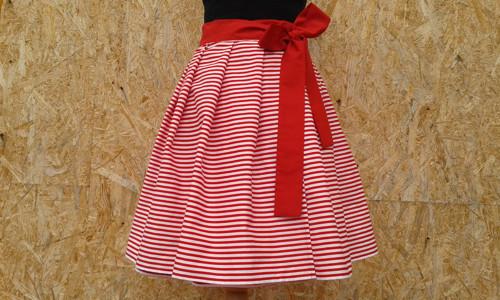 Zavinovací sukně - NA MÍRU