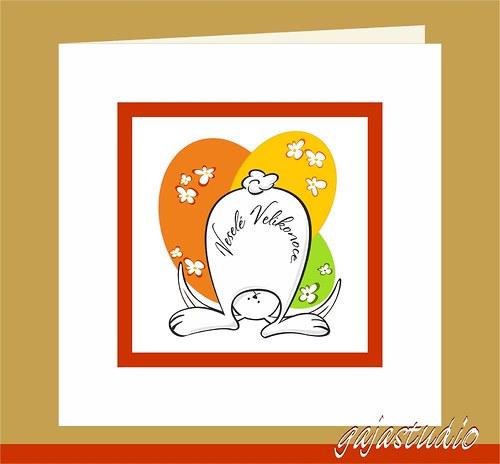 Velikonoční zajíček VEL_01
