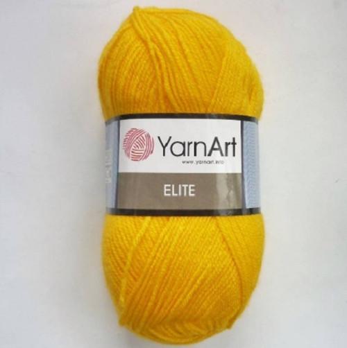 ELITE barva 032 žlutá