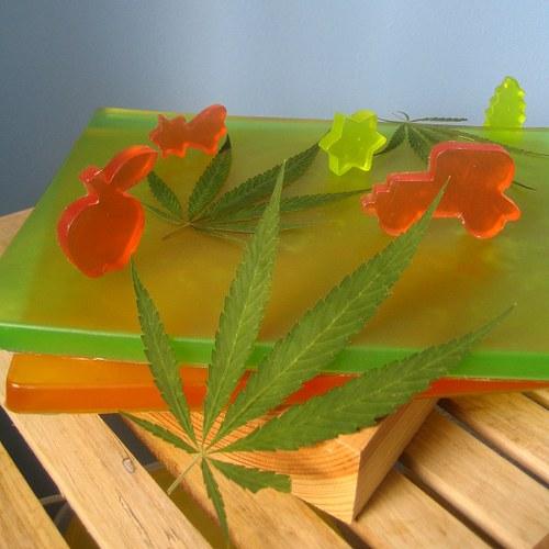 Mýdlové pláty na vykrajování_s konopným olejem