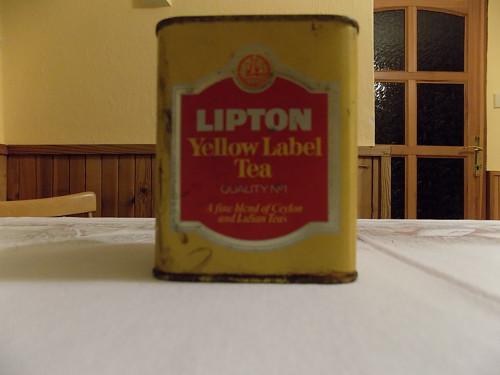 Anglická klasika - Lipton Tee SLEVA