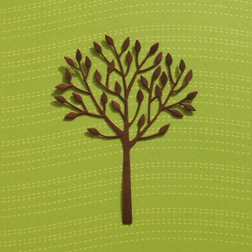 Listnatý strom č. 2