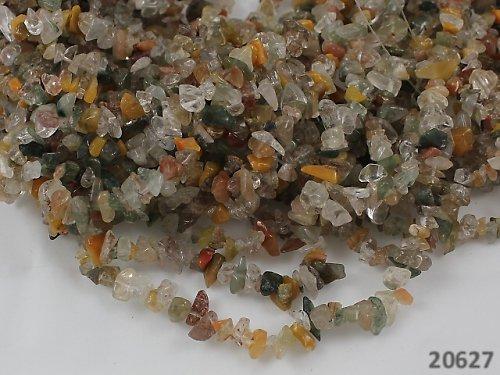 20627-90 Přírodní minerál chipsy návlek 90cm!