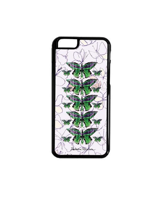 MOTYL VE FIALOVE - iPhone 6 Kryt