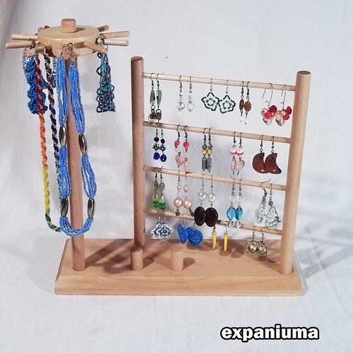 Stojánek na šperky - Lenka