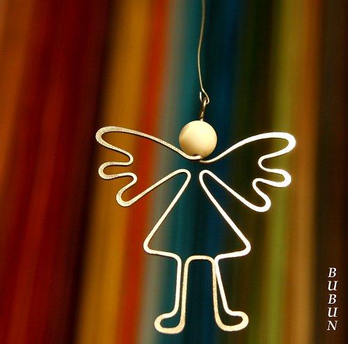 Andělka - Perleť-holka