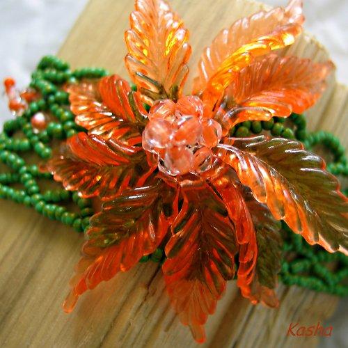 Jen jeden květ mezi poupaty - Orange Gargoul