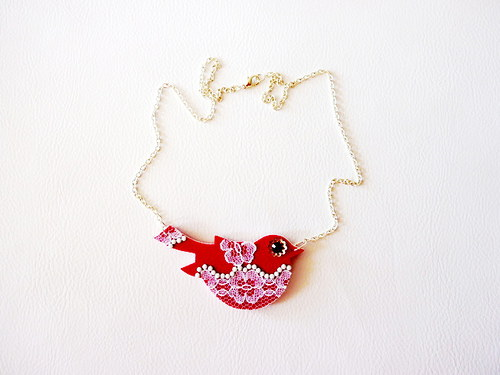 LittleJewels - náhrdelník Bella