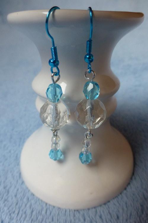 Krystalové modré