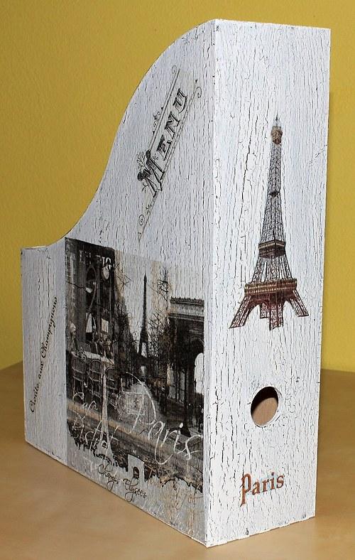 Paříž - šanon