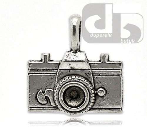 Přívěšek - fotoaparát 22 mm/1 ks