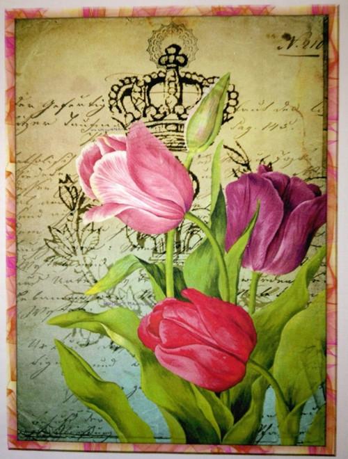 bavlněná látka - panel 22 x 29,5 cm