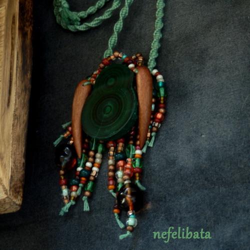 Venus * Amulet ženy - náhrdelník