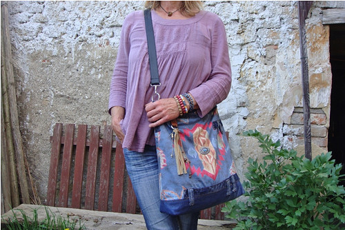 Hippie taška